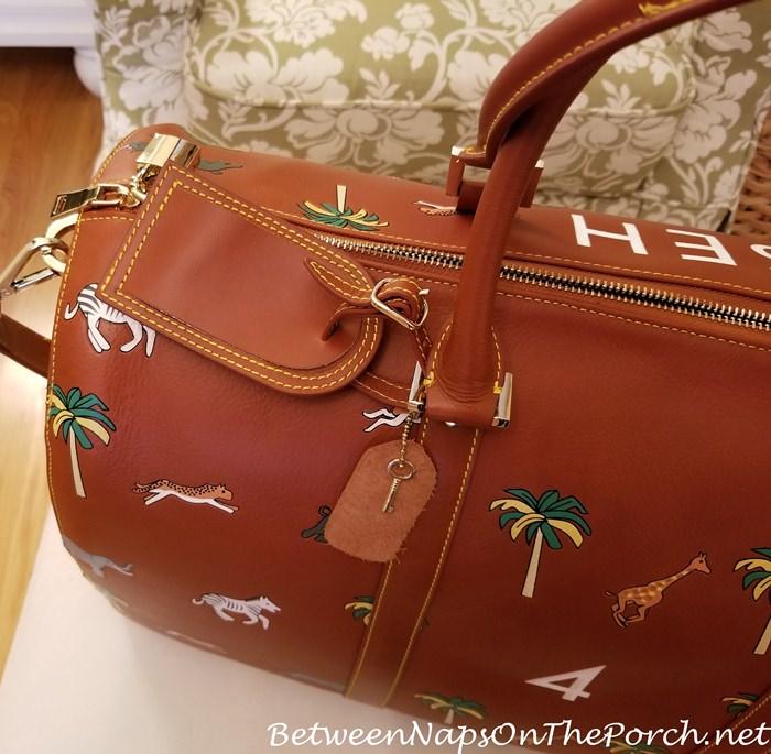 Detail photo of Darjeeling Limited Safari Bag