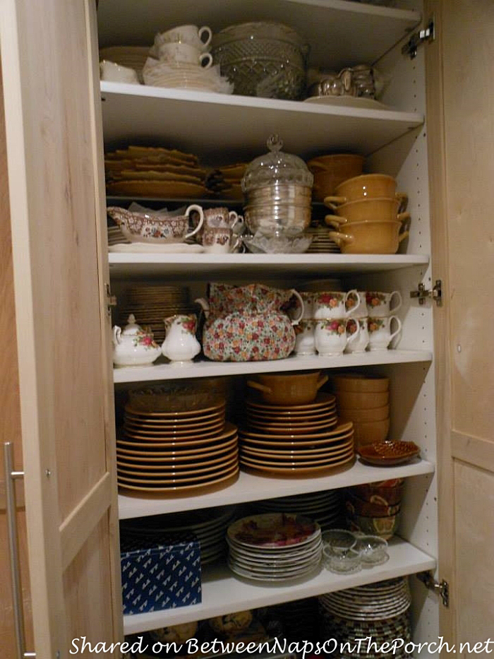 Dishware, China Storage