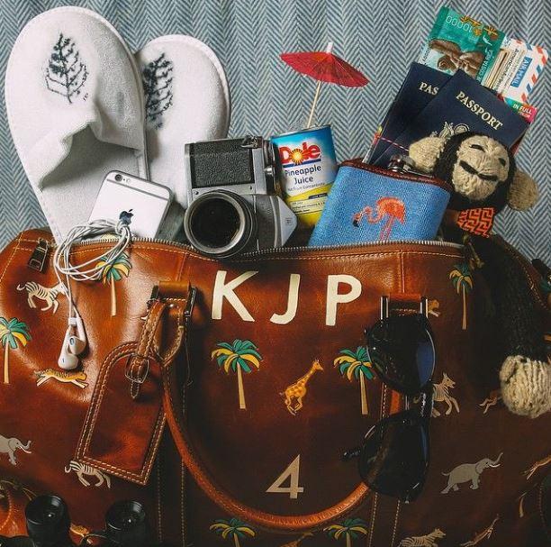 Kiel James Patrick's Safari Bag from Very Troubled Child