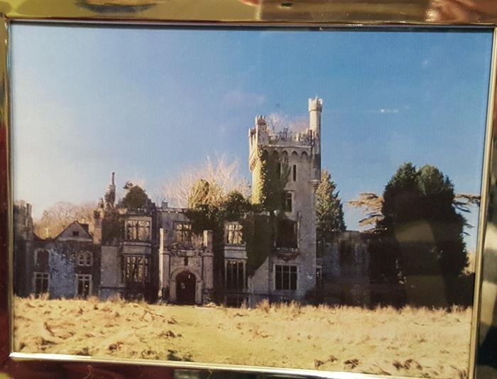 Lough Eske Castle Before Restoration
