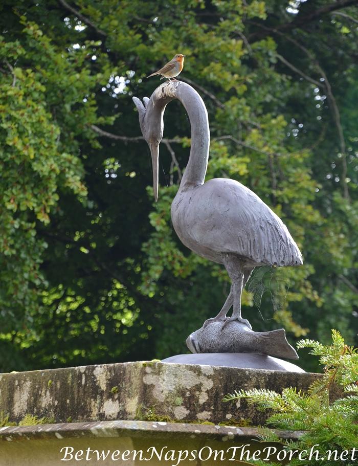 Lough Eske Castle Garden Sculpture