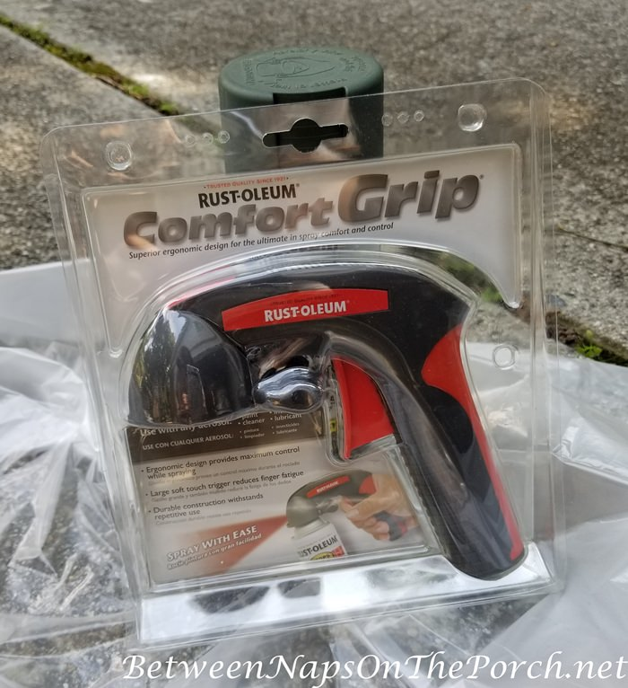 Rust-oleum Paint Gun for Spray Cans