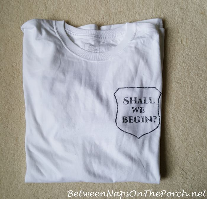 Shall We Begin long sleeve T-Shirt, Game of Thrones