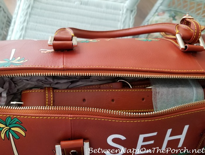 Strap for Darjeeling Limited Very Troubled Child Bag