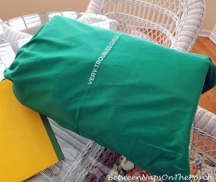 Very Troubled Child Dust Bag for Darjeeling Limited Safari Bag
