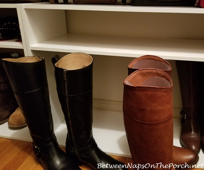 Boot Storage Ideas