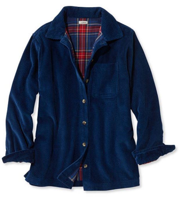Cordurory Jacket, Lined