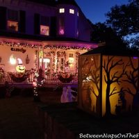 A Visit to Marie's on All Hallows' Eve