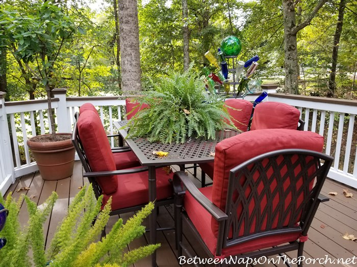 Hampton Bay Oak Cliff Collection Patio Deck Furniture
