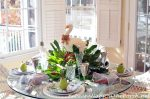 12 Days of Christmas Holiday Table Setting