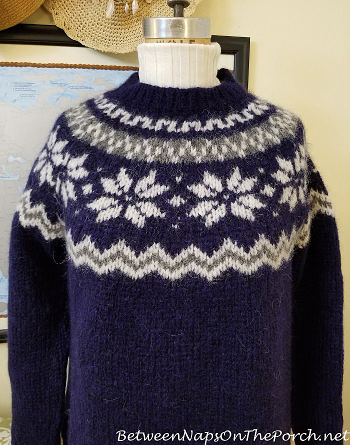 Barbour Fair Isle Sweater, Harriet