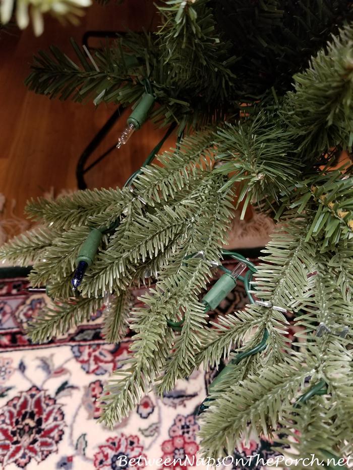 This Fraser Fir Christmas Tree Isn't