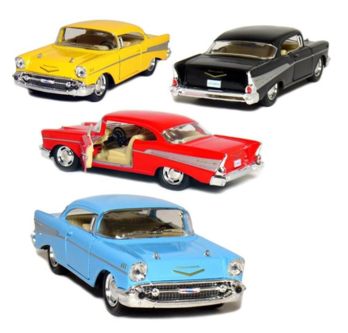 Chevy Bel Air Toy Car
