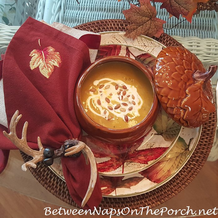 Delicious Roasted Pumpkin Soup Recipe for Fall-Autumn
