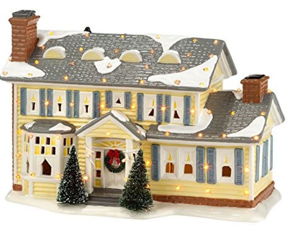 Griswold Holiday House, Department 56