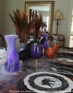 3 Wonderful Halloween Tables & Tips for Creating a Spooky Mist with Dry Ice