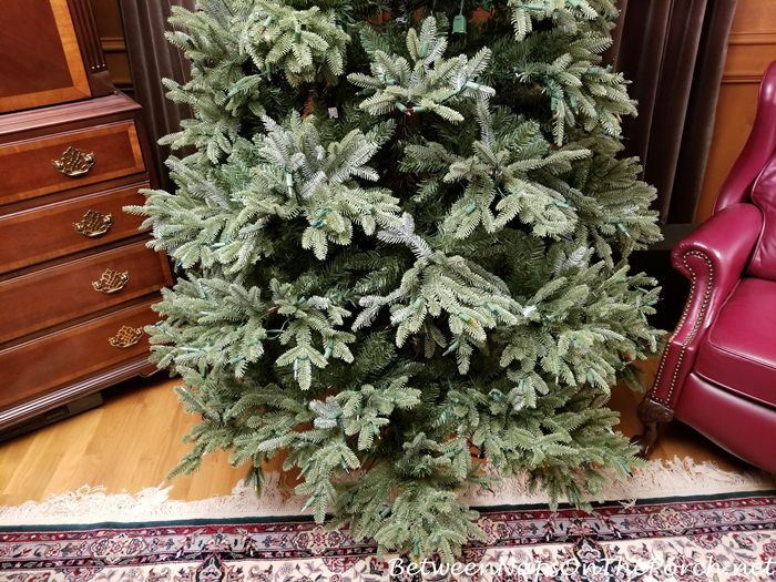 How a Balsam Hill Fraser Fir Tree Really Looks