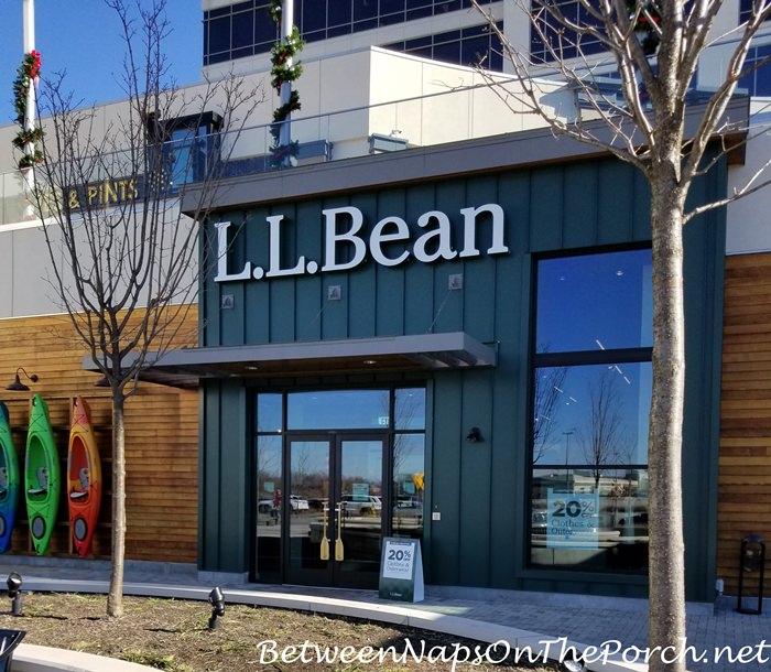 L.L. Bean in Cincinnati