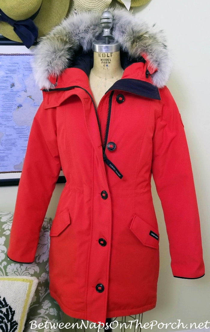 Canada Goose Rossclair Parka, Stylish and Easy