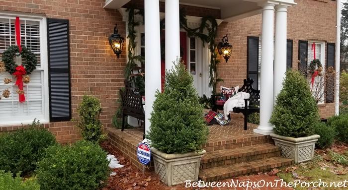 Christmas Porch, 2017