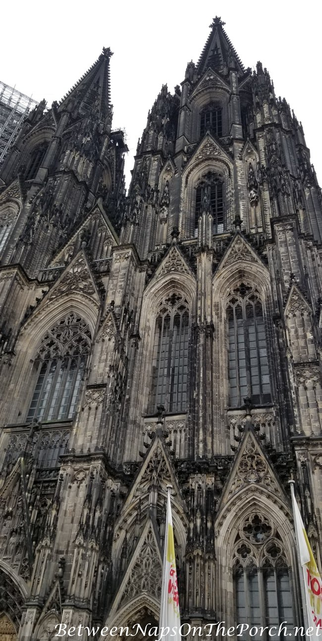 Cologne Cathedral, December 2017