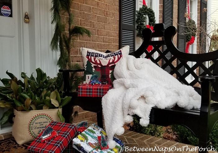 Decorate a Porch for a Party