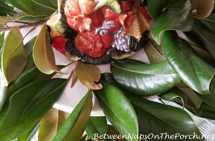Magnolia Centerpiece Arrangement Tips
