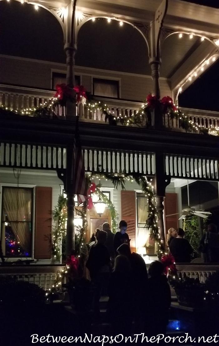 Mocking Bird Hill, Marietta, GA, Christmastime