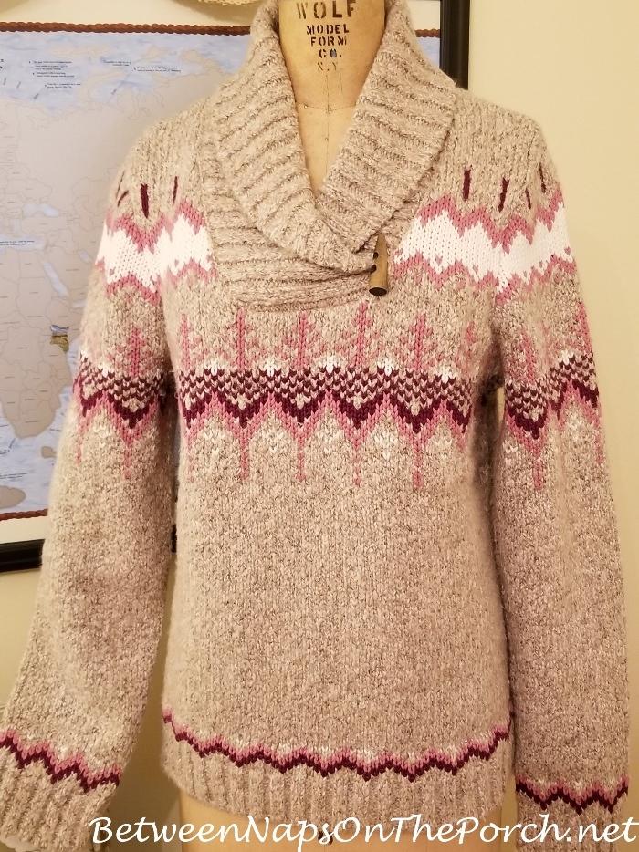 Orvis Sweater