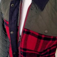 Wool Jacket, Plaid