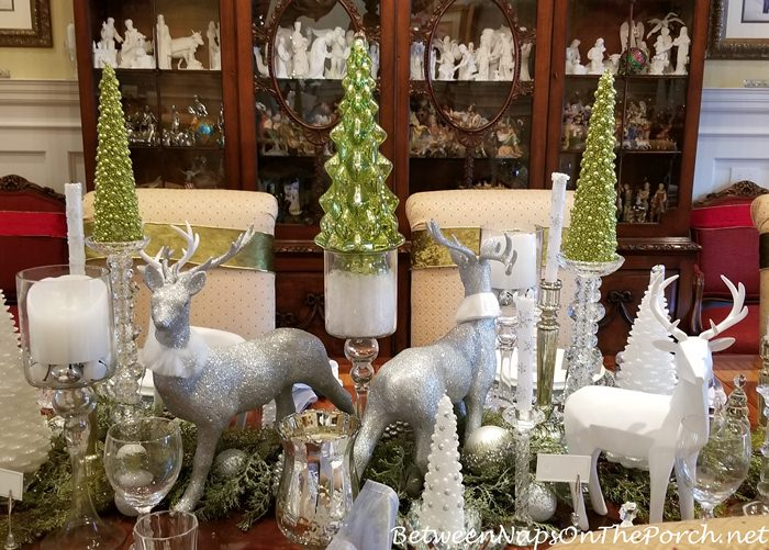 Elegant Deer Centerpiece for the Table