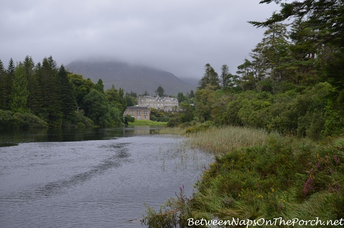 Hiking at Ballynahinch Castle