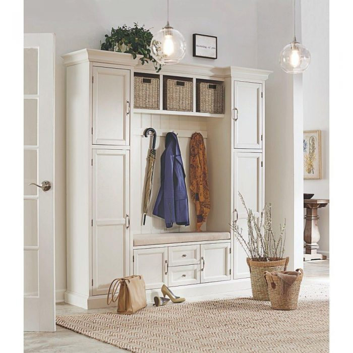 Large Storage for Mudroom