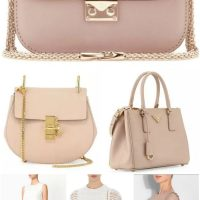 Help Me Choose: 3 Beautiful Pink-Nude Bags for Spring and Summer