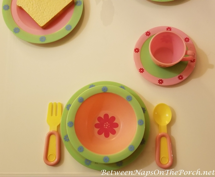 Play Dishes for Kids