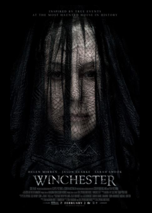 Winchester Mystery House Movie