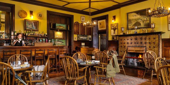 Ballynahinch Castle Fishermans Pub