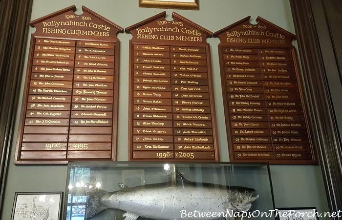 Ballynahinch Castle Fishing Club Members