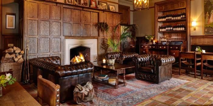 Ballynahinch Castle Ranji Room