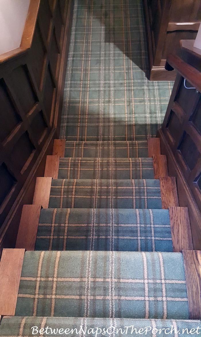 Ballynanhinch Castle Plaid Carpeting