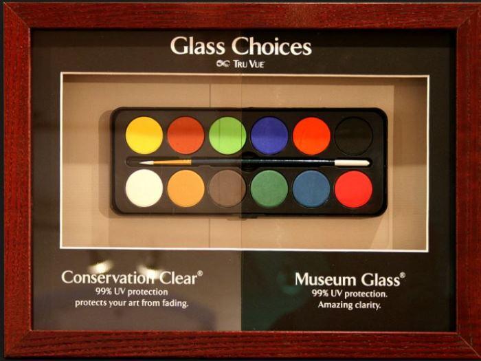 Museum Glass by Tru Vue
