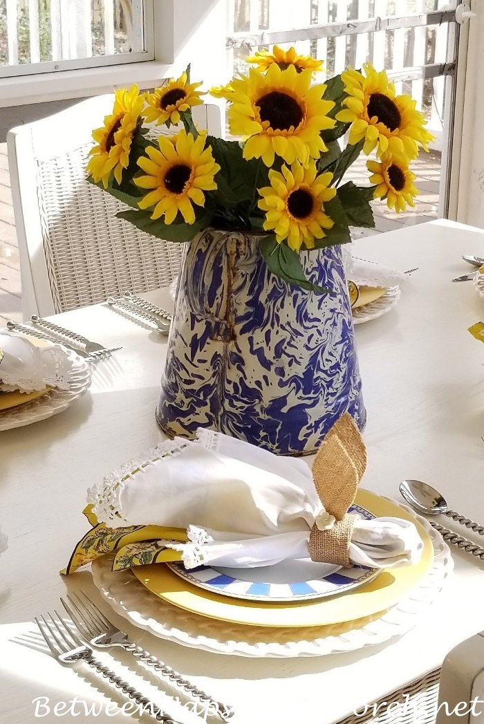 Spring Table, Easter Table Setting