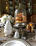 An Enchanting Spring Table Setting