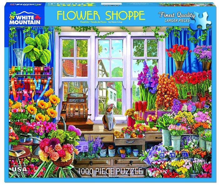Flower Shoppe Puzzle