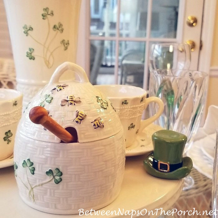 Nora Fleming Spot o'irish St. Patrick's Day Hat