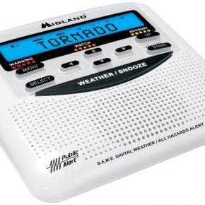 Best Weather Alert Radio