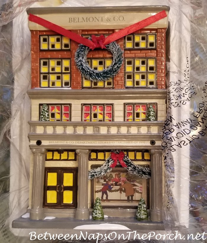 Christmas Vacation, Dept. 56 The Department Store