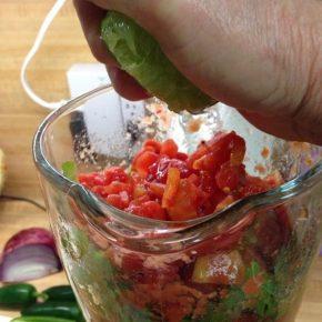 Easty Salsa Recipe