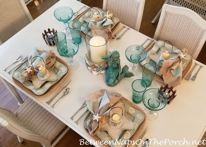 Shoreline Collection by Home Studio Beach Dinnerware
