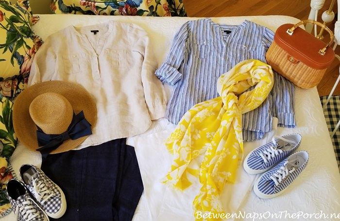 Spring-Summer Clothing Ideas
